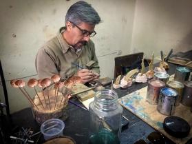 Metal Sculptor Julio Machado_001